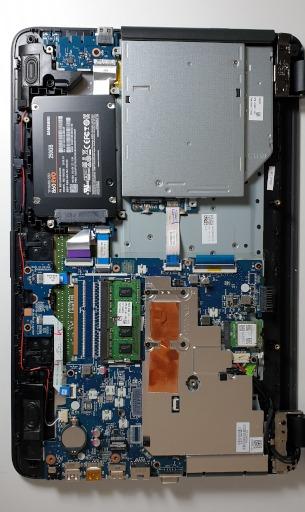 Installation matériel informatique